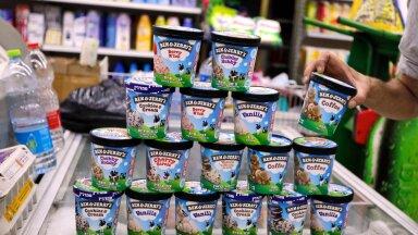 Ben & Jerry`s lõpetas jäätisemüügi okupeeritud Palestiinas
