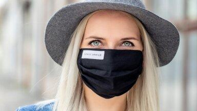 Foto: Anu Hammer Mask: Lilli Jahilo Kaelakee: Tanel Veenre