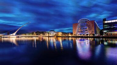 Samuel Becketti sild Dublinis