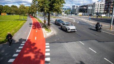 Punase värvi peale kulub linnavalitsusel sel aastal 1,5 miljonit eurot.