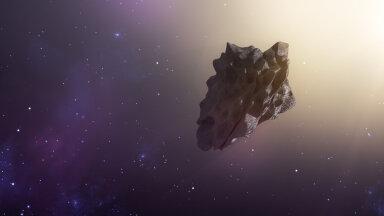 Professor: kummaline kosmoseobjekt võib kuuluda võõrale tsivilisatsioonile