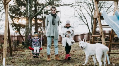 Näitleja Priit Strandberg jõuludest: me sõidame küll sugulaste vahet, aga võtame seda väga rahulikult