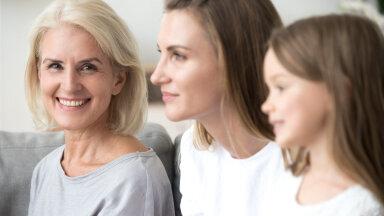 Milline üllatus! Väidetavalt on selles vanusegrupis olevad naised kõige õnnelikumad ja eluga rahul