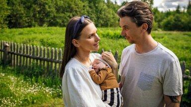Beebiga kodune Lauri Pedaja: ma ei saa aru meestest, kes ütlevad, et mis ma selle beebiga praegu teen...