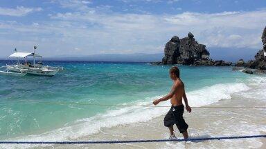 LIIGA PALJU SAARI: Pikka aega arvati, et Filipiinidel on saari 7107, kuid ülelugemisel suurendati nende arvu 7641 peale.
