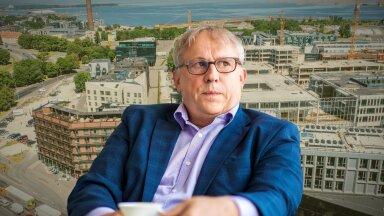UURIMISALUNE: Ettevõtja Hillar Teder.