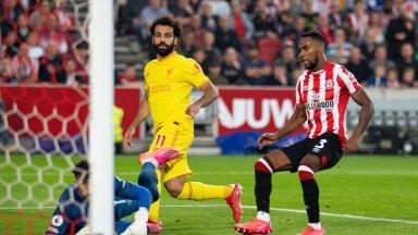 Mohamed Salah (kollases).