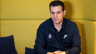 Dimitrios Itoudis, CSKA peatreener