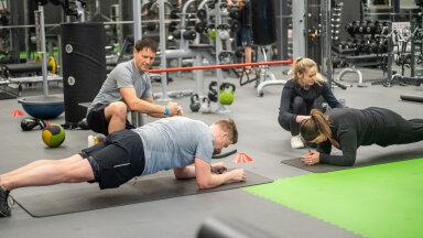 Parem vorm ja rohkem energiat regulaarse trenniga – raskuste kiuste edasi!
