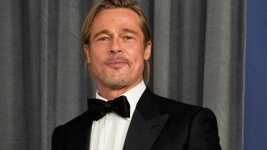 Brad Pitt on jälle jahil: näitleja on võtnud sihikule kauni lauljatari