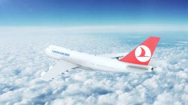 Hea uudis reisisõpradele: Turkish Airlines alustas taas lendusid Tallinnast
