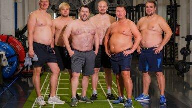 Ka mehed piitsutavad end karmide dieetidega: aitab küll nendest rasedatest meestest, terve Eesti on neid täis