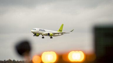 Sel suvel lennutas airBaltic 59% rohkem Eesti reisijaid kui eelmisel
