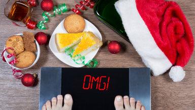 Как похудеть после новогодних праздников — 10 полезных привычек