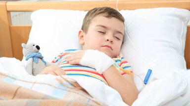 Koroonaviiruse tüsistus võib kahjuks tabada ka viiruse kergelt läbipõdenud lapsi