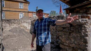 SA Haapsalu ja Läänemaa Muuseumid juhataja, arheoloog Anton Pärn.