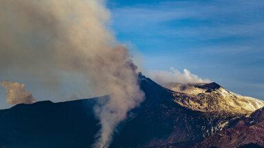 Etna vulkaan 19. veebruaril 2021