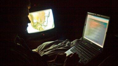 Prantsuse terviseamet soovitab enne magamaminekut vältida leedtuledega valgustatud ekraane.