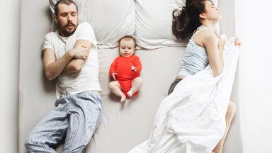 Värsked lapsevanemad