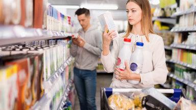 Avalda arvamust: kas info tervislikkuse või ebatervislikkuse kohta on toidupakenditel arusaadavalt esitatud?