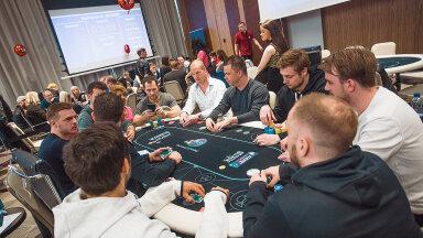 Eile peeti Eesti kõigi aegade kalleim pokkeriturniir