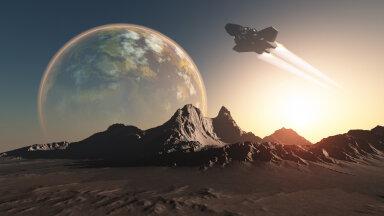 Juno lendas Ganymedesest mööda ja tegi pilti