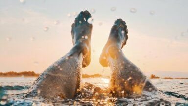 Судорога в воде: как себя вести, чтобы избежать трагедии