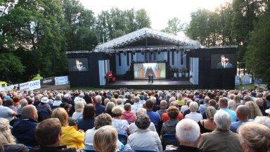 """""""Vana klaveri"""" trupp kolib Kiidjärvele 25. juulil"""