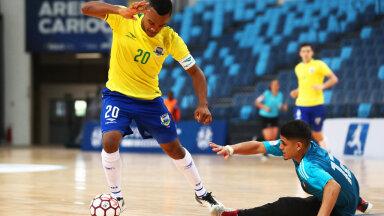 Lõuna-Ameerika saalijalgpall: meid ei saada kätte?