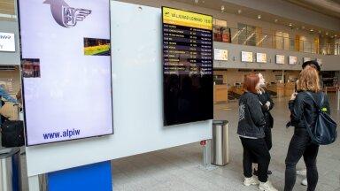 Ограничений много, но улететь можно: какие международные направления обслуживает Таллиннский аэропорт на этой неделе