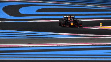 Verstappen võitis teise vabatreeningu 0,008 sekundiga Bottase ees