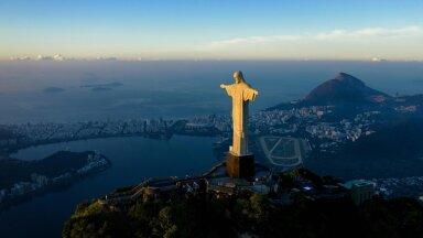 В Бразилии строят новую статую Христа, которая будет выше легендарного Искупителя