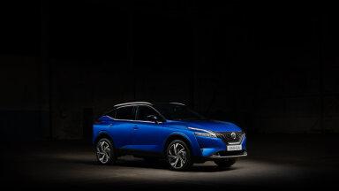 Täiesti uue Nissan Qashqai eksklusiivne esitlus Eestis