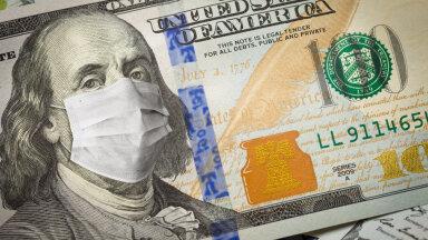 EBAVÕRDNE PANDEEMIA: 2020. aasta oli paljudele pandeemia tõttu majanduslikult raske, kuid on käputäis inimesi, kes teenisid siiski üüratult.