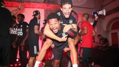 FC Bayern Munich team banquet