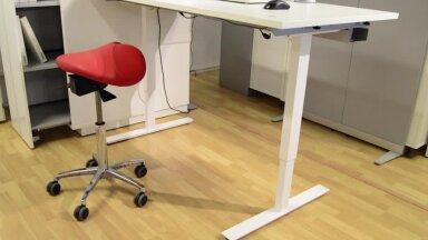 Moodne kodu: Elektriline töölaud teeb elu lihtsamaks ja mugavamaks