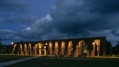 ФОТО | Пример для подражания! Смотрите, какое здание стало лучшим деревянным строением 2020 года