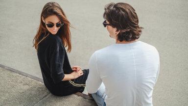 """""""See särtsakas flirt, mis meie vahel päris pikalt käis, oli hoopis midagi muud, kui teistega näinud olin."""""""