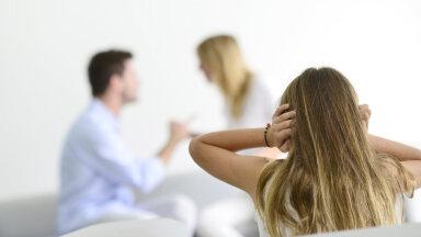 Perelepitaja meedias lahvatanud peretülist: me ei tohiks oma lapsi sellisesse rolli panna