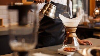 Teadusuuring: nii valmistad kõige tervislikuma kohvi
