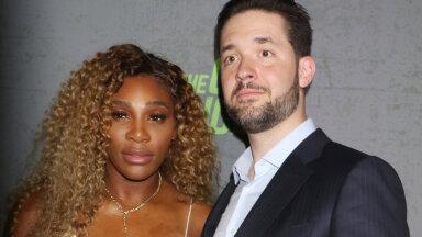 Tenniseäss Serena Williams avaldas saladuse, miks tema abielu Alexis Ohanianiga niivõrd tugev on
