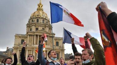 Prantslased pidutsevad Napoleoni 200. surmaastapäeval