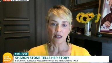 Шарон Стоун описала, что видела в состоянии клинической смерти