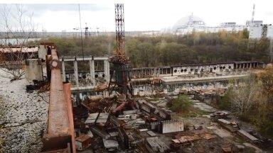 Valmisehitamata masinasaal oli katastroofi hetkeks oli ehitatud kuni kateldeni. Praegu toimuvad tuumajaamas eksursioonid.