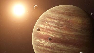 Venemaa plaanib tuumajõul töötava kosmoselaeva Jupiterile saata