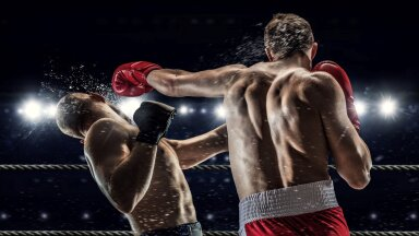 Jake Paul vs. Tyrone Woodley. Kas endine UFC tšempion paneb suunamudija poksiringis paika?