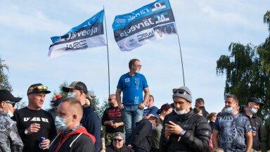 WRC Rally Estonia SS9 Truuta