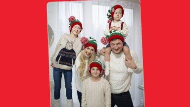 FOTOD | Perekond jõulufännid: selles majas algab pühadetrall koos detsembriga ja ei näigi lõppevat