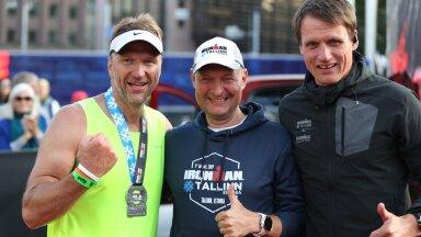 OTSEPILT, BLOGI JA FOTOD   IRONMAN Tallinna triatloni võitis norralane, Hermaküla ja Kruus finišeerisid võimsate emotsioonidega!