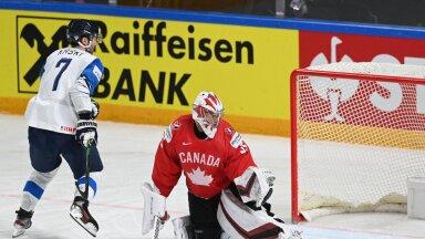 ВИДЕО: Канада проиграла Финляндии и установила антирекорд